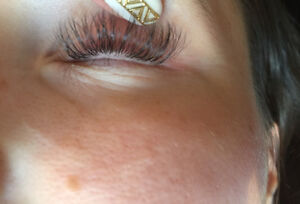 2-3D MINK eyelash extension ☆☆☆ Downtown-West End Greater Vancouver Area image 2