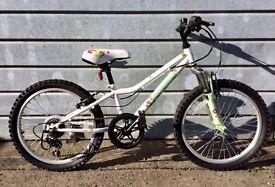 "Apollo Moonstone 20"" girls bike 6-9 years. LIKE NEW!!"