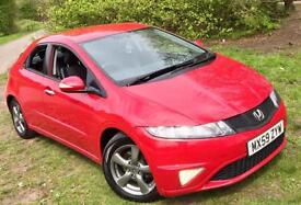 Honda Civic 1.4 i-VTEC SI (100)*1Lady Owner From New,6 HONDA STAMPS ONLY 50K!*