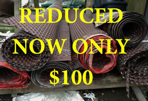 Used Foundation Wrap(500+ Sq Ft) REDUCED Now $100