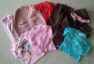 Girl cloth lot, 4T, 8 pcs, $5 Kitchener / Waterloo Kitchener Area image 1
