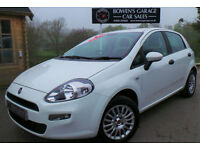 2014 (64) FIAT PUNTO 1.2 POP 5DR - 1 LADY OWNER - LOW MILES - FULL S/HISTORY