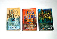 Terry Brooks' Voyage of the Jerle Shannara series