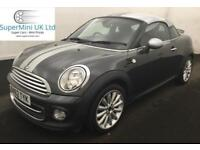 MINI COUPE COOPER CHILI PACK Eclipse Grey Manual Petrol 2012