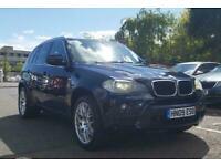 2009 BMW X5 3.0 XDRIVE30D M SPORT 5d 232 BHP All Terrain Diesel Automatic