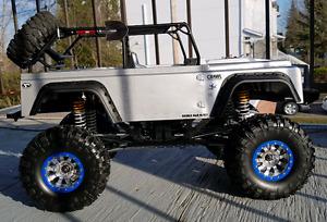 Scx10 4x4 Rc Truck RTR .