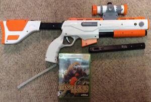 Cabela's Dangerous Hunt With Gun!