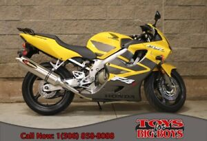 2006 Honda CBR 600F4i