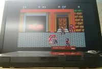 Sega Master System w/Double Dragon