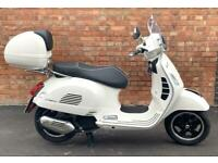 2019 Vespa GTS 125, One owner with 13 miles