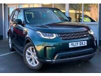 2017 Land Rover Discovery TD6 SE Auto ESTATE Diesel Automatic