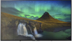 "Sony Bravia KD-55X8509C 55"" 4K Ultra HD 2160p Smart Freeview LED TV New Open"