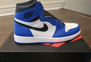 Air Jordan 1 Game Royal Size 9.5 Never Worn With Receipt