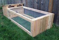 Made to Order Rabbit hutch Pen