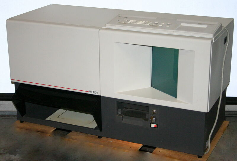 BELL & HOWELL MICROX SYSTEM CPM, SERIES 1347C