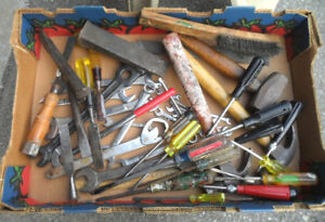 Large Selection of Tools