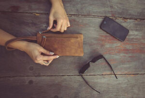 [Brand New] Cambio Goods - The Classic Clutch - Light Brown