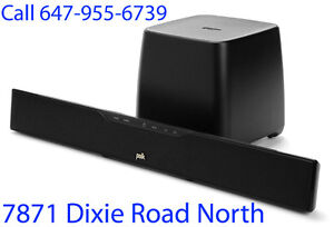 "Polk 31"" 5000 Bluetooth Soundbar + Wireless Subwoofer SB5000"