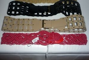 3 BELTS ALL FOR $5