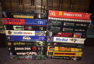 Choose Any 5 VHS BETA or 4 DVD Kids Horror Comedy 80's 90's Cult