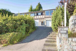 Fully Furnished West Vancouver British Properties 5-BED house