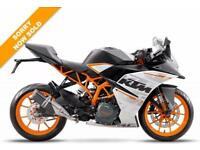 2016 KTM RC 390 WHITE, BRAND NEW! ON THE ROAD