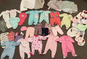 Baby lot for only 30$!!! + free pair of baby shoes