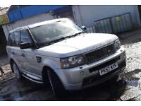 57/08 plate Range Rover sport HST 3.6 twin turbo diesel motd may 17 *JUST SPENT £3000 ON NEW PARTS*