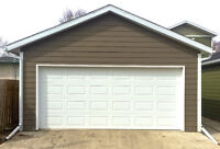 Garage Package Builds Starting at $15,899!