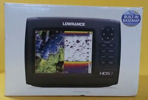 Lowrance HDS 7 Gen 2 & LSS-1 Structure Scan