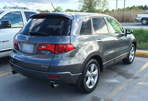 2009 Acura RDX, w/WINTER TIRES/RIMS & MATS. In PERFECT condition