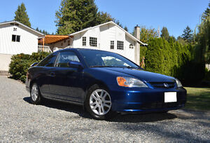 2003 Honda Civic Si Coupe