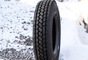 Semi Truck Steer, Drive and Trailer Tire Wholesale