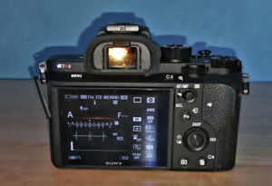 Sony A7r mk ii 42MP Full Frame Mirrorless Camera with Extras