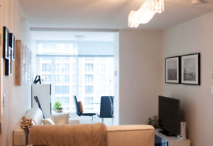 Yaletown 1 Bed with Den and Solarium plus Parking & Storage