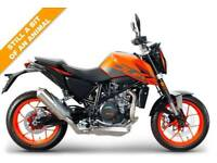 2017 MODEL KTM 690 DUKE ORANGE, BRAND NEW!