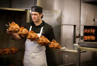 Embaucher un cuisinier / Hiring a cook