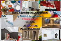 Painters - Residential and Commercial - Professional Paint Jobs.