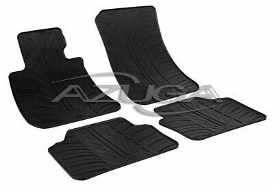 BEIGE NEU $$$ Original Lengenfelder Gummimatten passend für BMW 3er E46 Cabrio