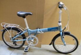 Matching Dahon folding bikes