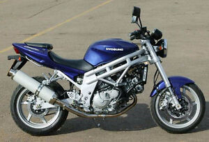 Nice Hyosung GT650 naked (SV650) trade or sell