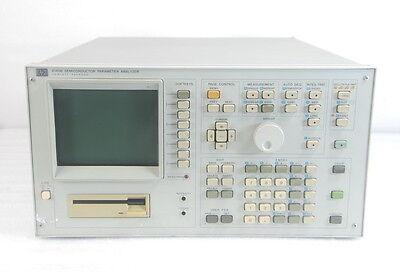 Hpagilent 4145b Semiconductor Parameter Analyzers