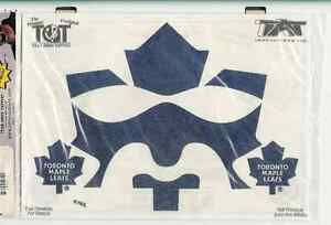 Toronto Maple Leafs Easy On/Off Tearaway Game Face.Halloween