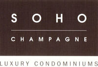 SOHO Champagne 9th floor 1 BDRM at $1410