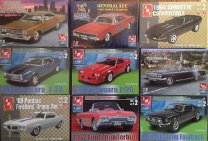 Model Car Kit Bonanza