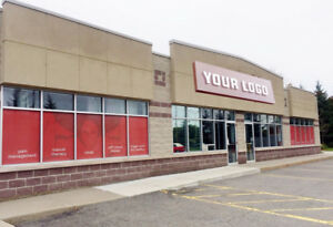 PRIME RETAIL SPACE - High traffic, Great Exposure