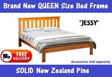 NEW QUEEN Bed - SOLID Wood Bed Frame - DELIVERED FREE New Farm Brisbane North East Preview
