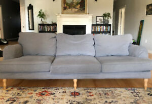 Two IKEA Stocksund Couches