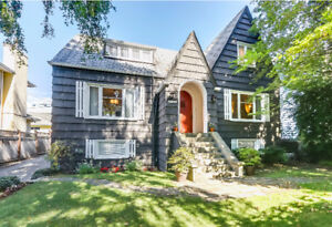 Charming SOUTH GRANVILLE Character Home