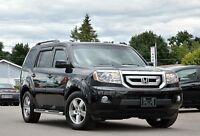 2011 Honda Pilot   143$/sem Ex-L TOIT MAGS CUIR